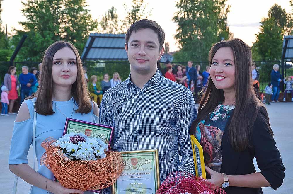 Наталия и Илья Симоновы, а также Екатерина Мищик - будущее добринской медицины. Молодые медики за время своей еще недолгой работы уже успели зарекомендовать себя грамотными специалистами и людьми с активной жизненной позицией.