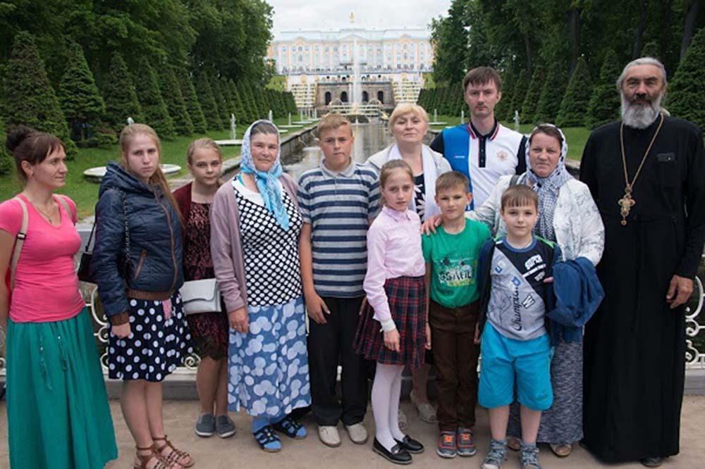 В Санкт-Петербурге.