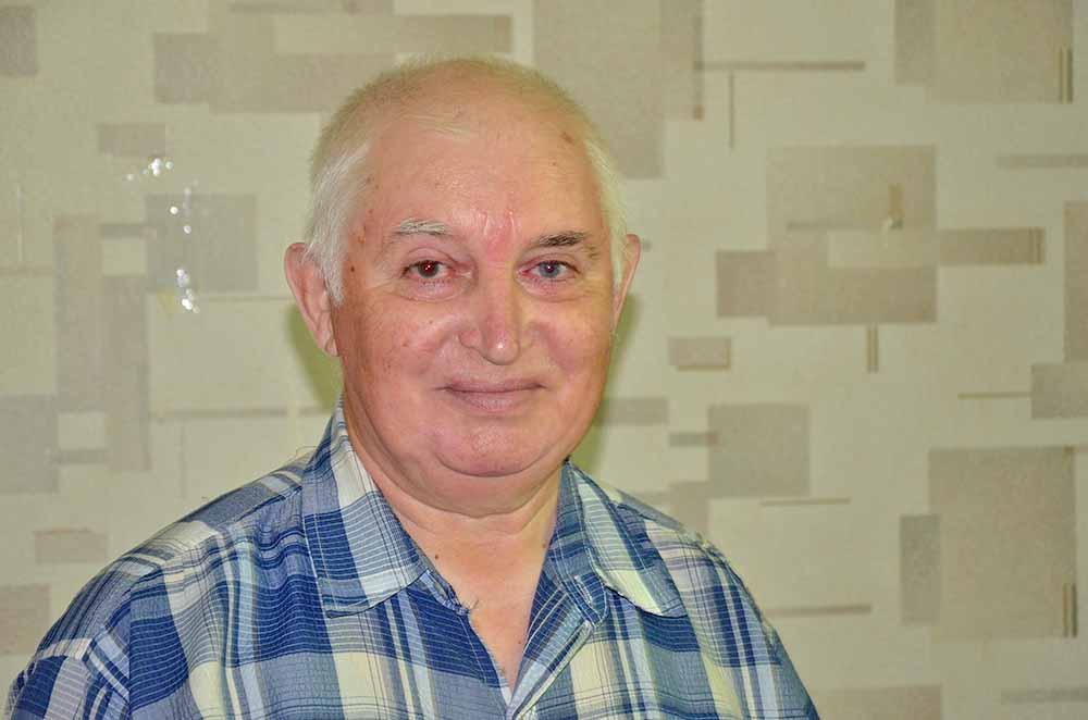 Вячеслав Искорнев приступил к созда- нию книги еще в 2010-м году.