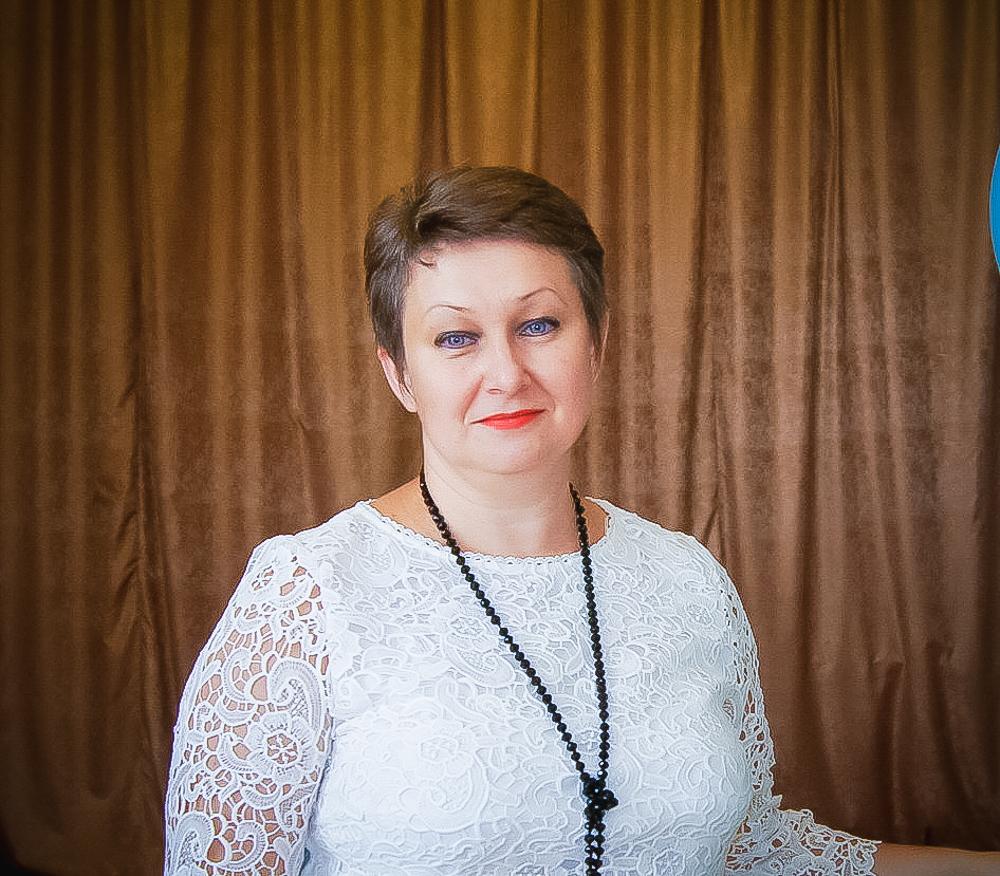 Елена Михайловна ЗЛОБИНА, главный специалист-эксперт отдела образования Добринсколго муниципального района: