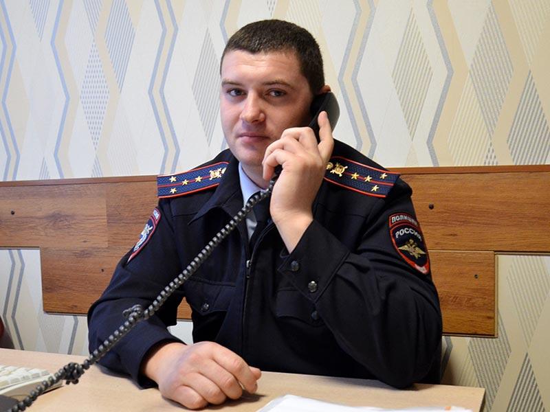 Главным в своей работе старший уполномоченный полиции Иван Бредихин считает возможность реально помогать людям.