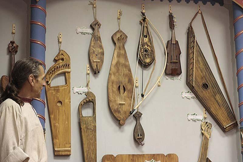 Музей забытой Музыки (Воронеж) В воронежском музее собрали старинные музыкальные инструменты. Многие из них считаются исчезнувшими.