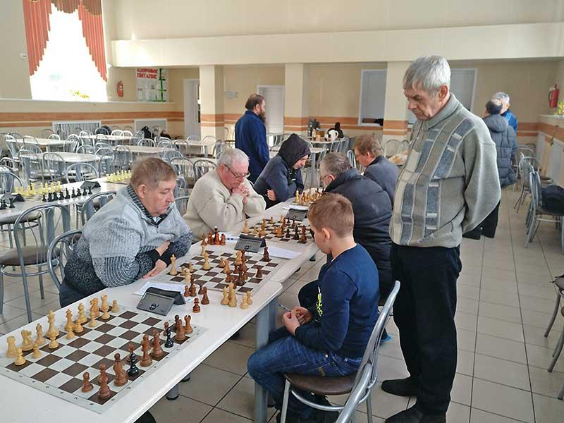 Фото: группа vk.com - Chess48. Шахматы в Липецкой области