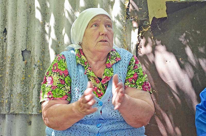 Мария Григорьевна Паневина.