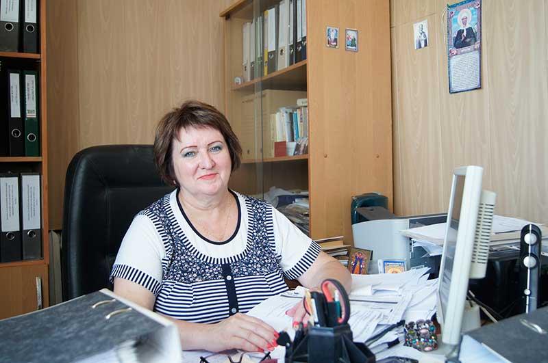 Наталья Свинцова.