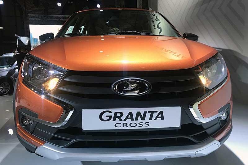 «АвтоВАЗ» представил новую Lada Granta