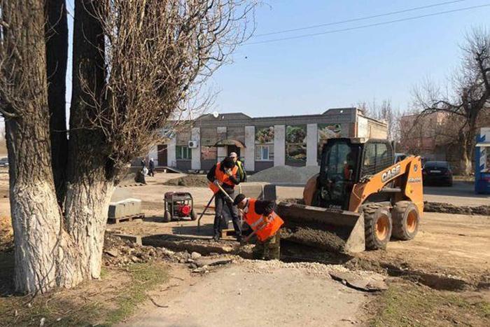 Бетон город грязи строительство дома из керамзитобетона монолитного